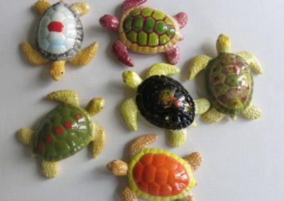 żółwie ceramiczne (2)