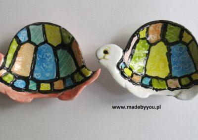 żółwie ceramiczne