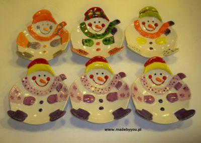 bałwany ceramiczne