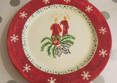 boże narodzenie ceramika