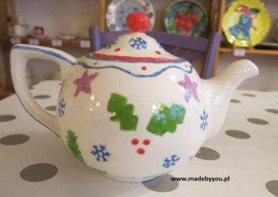 czajnik świąteczny