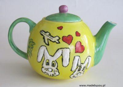 czajnik ręcznie maloway