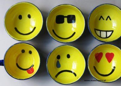 emotikony na ceramice