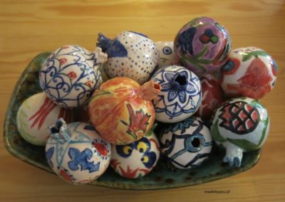 granaty ceramiczne