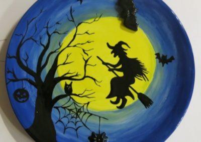 halloween ceramika