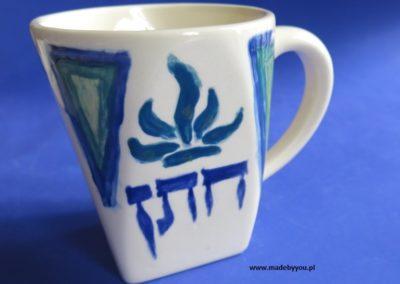 hebrajski na ceramice
