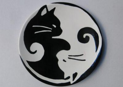 kot yin i yang
