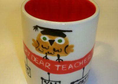 kubek dla nauczyciela