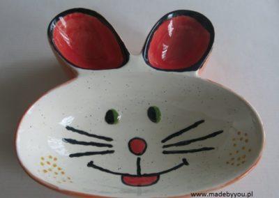 miska królik