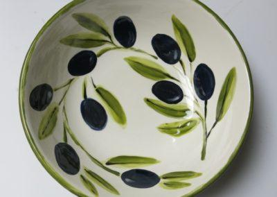 miska w oliwki