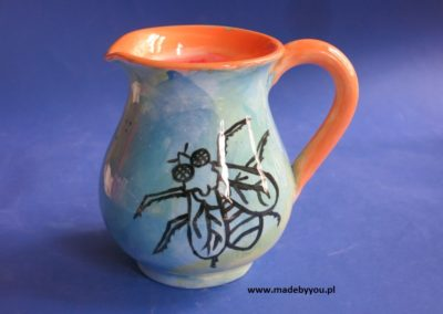 mucha ceramiczna