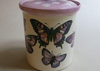 pojemnik ceramiczne