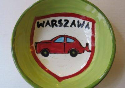 samochód warszawa