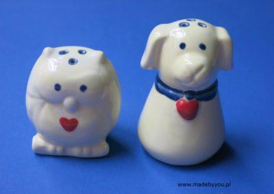 solniczka ceramiczna