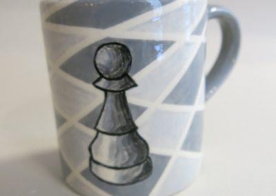 szachy ceramiczne