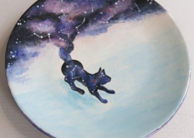 talerz ceramiczny