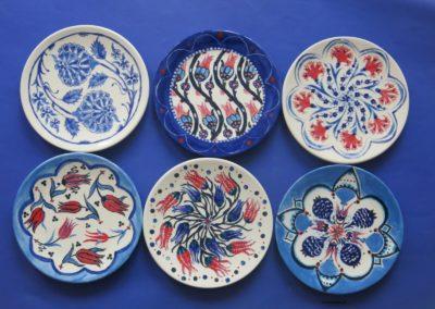 wzory orientalne